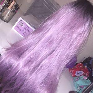 Light Purple Wig
